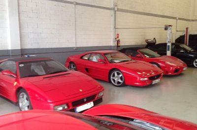 Reparacion coches lujo Marbella Rotor