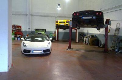 Reparacion-coches-lujo-Marbella-Rotor